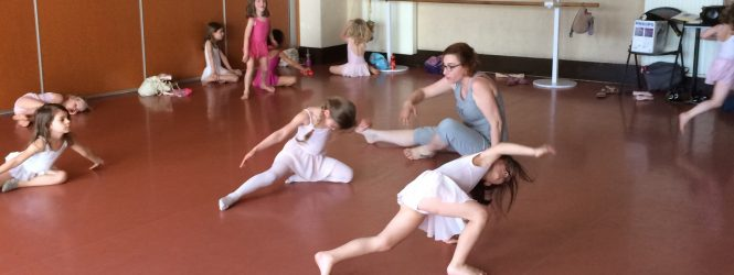 Après la formation à Free Dance Song…