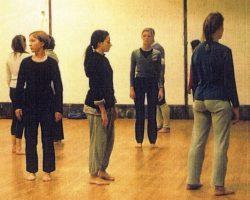 Introduction à la pratique de la danse thérapie
